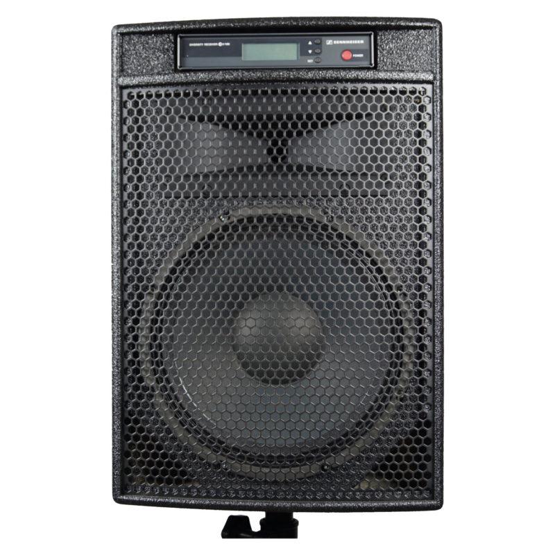 SC320+, Schacht für Funk